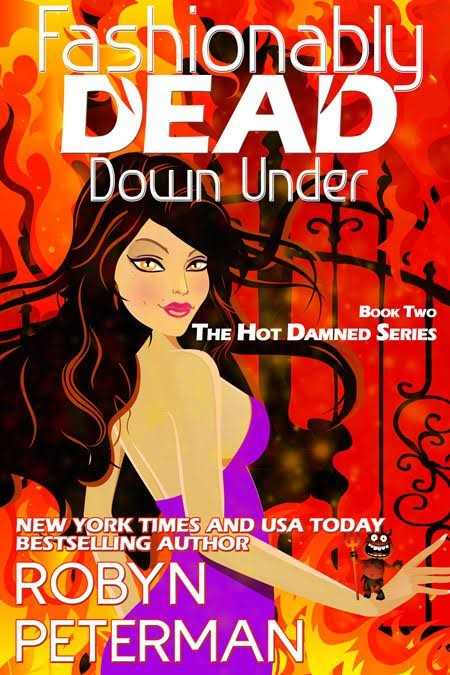 AS PROMISED (due to threats on my life)….FIRST TWO CHAPTERS OF FASHIONABLY DEAD DOWN UNDER!!! YEEHAW!!!