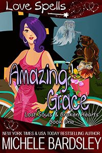 Amazing Grace by Michelle Bardsley