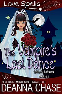 The Vampire's Last Dance by Deanna Chase