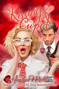 Kissing Cupid by Julia Mills