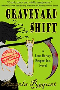 Graveyard Shift by Angela Roquet