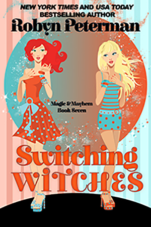 Switching Witches cover