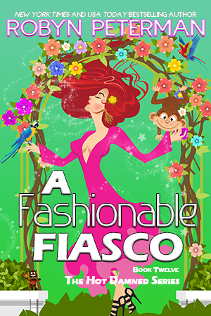 Cover for A Fashionable Fiasco