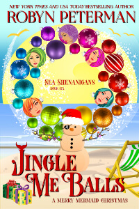 Jingle Me Balls cover