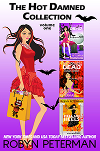 The Hot Damned Collection Cover