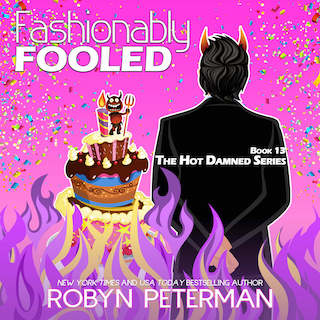 Fashionably Fooled audio cover
