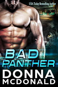 Donna McDonald book cover