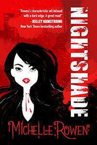 Michelle Rowen book cover
