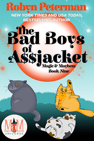 Bad Boys of Assjacket cover