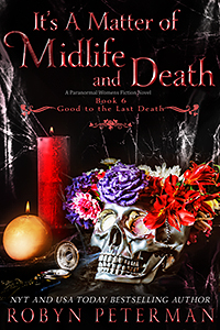 It's A Matter of Midlife and Death cover