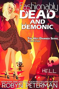 Fashionably Dead and Demonic cover