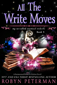 All The Write moves cover