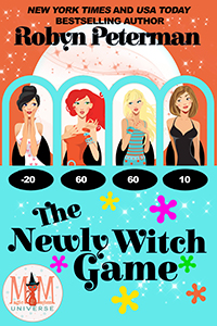 The Newly Witch Game cover